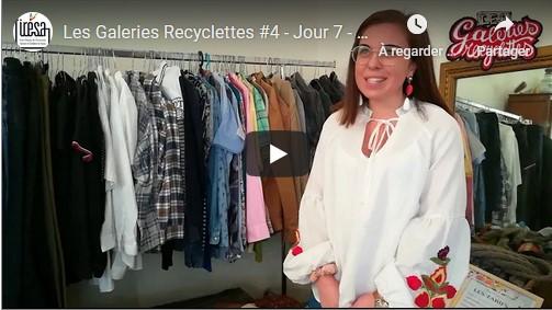 Jour 7 | Le réemploi du textile